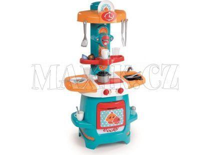 Smoby Kuchyňka Cooky modro-oranžová