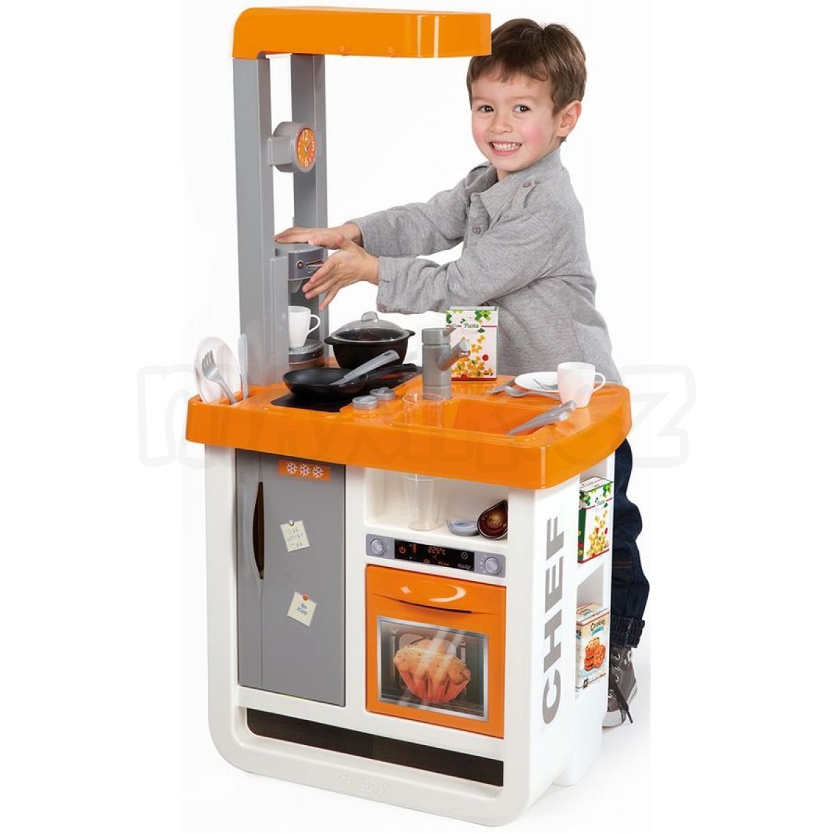 smoby kuchy ka bon appetit oran ov max kovy hra ky. Black Bedroom Furniture Sets. Home Design Ideas