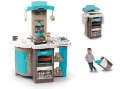Smoby Kuchyňka Tefal Bubble skládací elektronická, modrá
