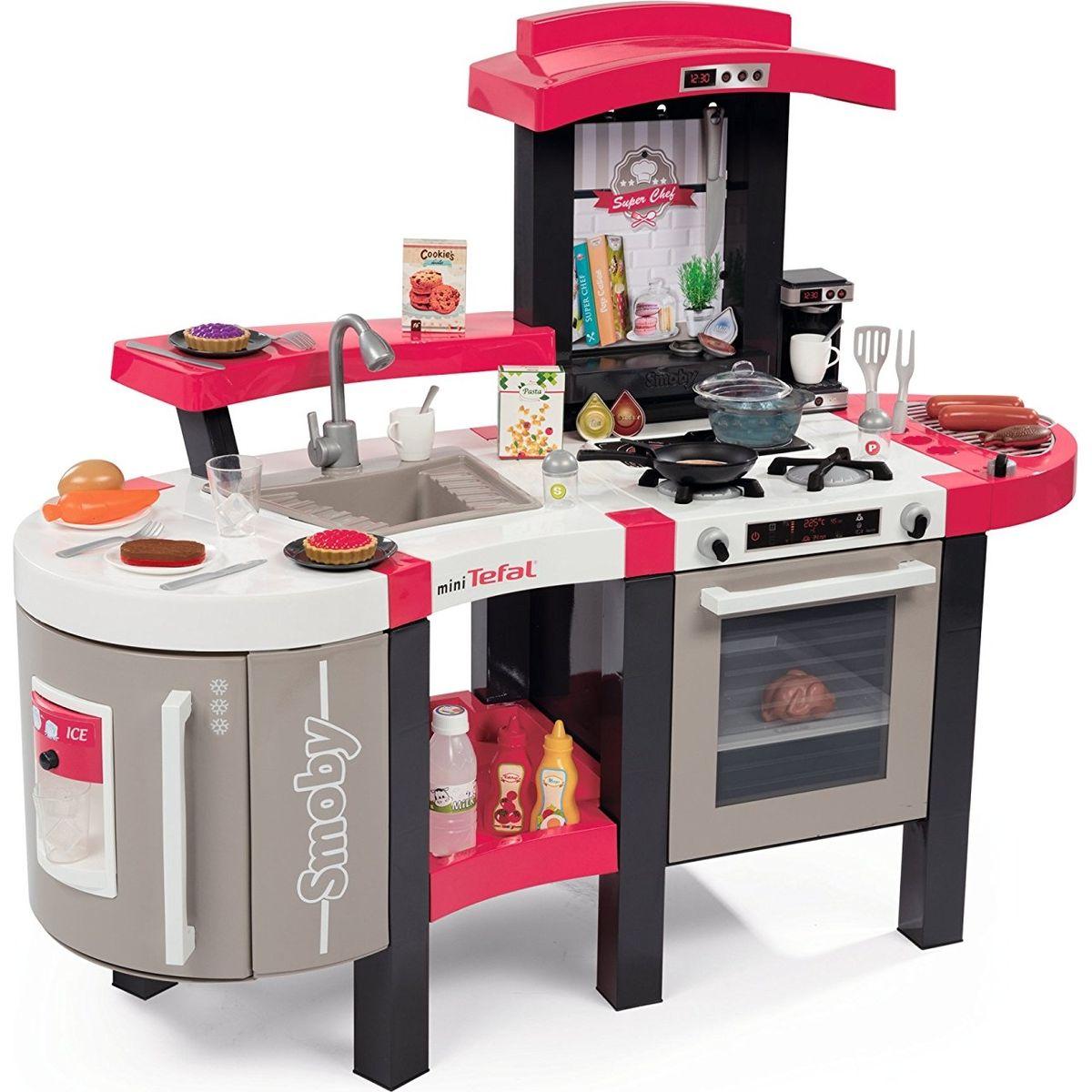 Smoby Kuchyňka Tefal Super Chef elektronická