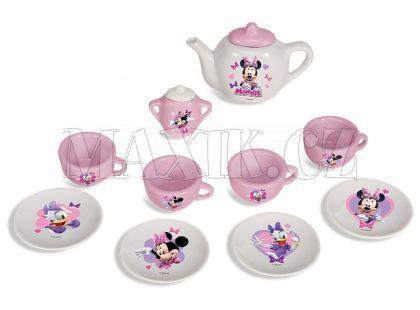 Smoby Kávový porcelánový servis Minnie