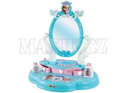Smoby Ledové království Toaletní stolek