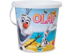 Smoby Ledové království Kyblíček Olaf střední