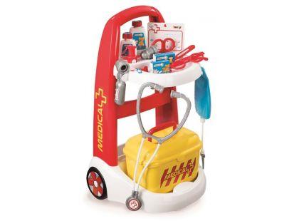 Smoby Lékařský vozík 340201