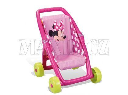 Smoby Minnie Sportovní kočárek 513833