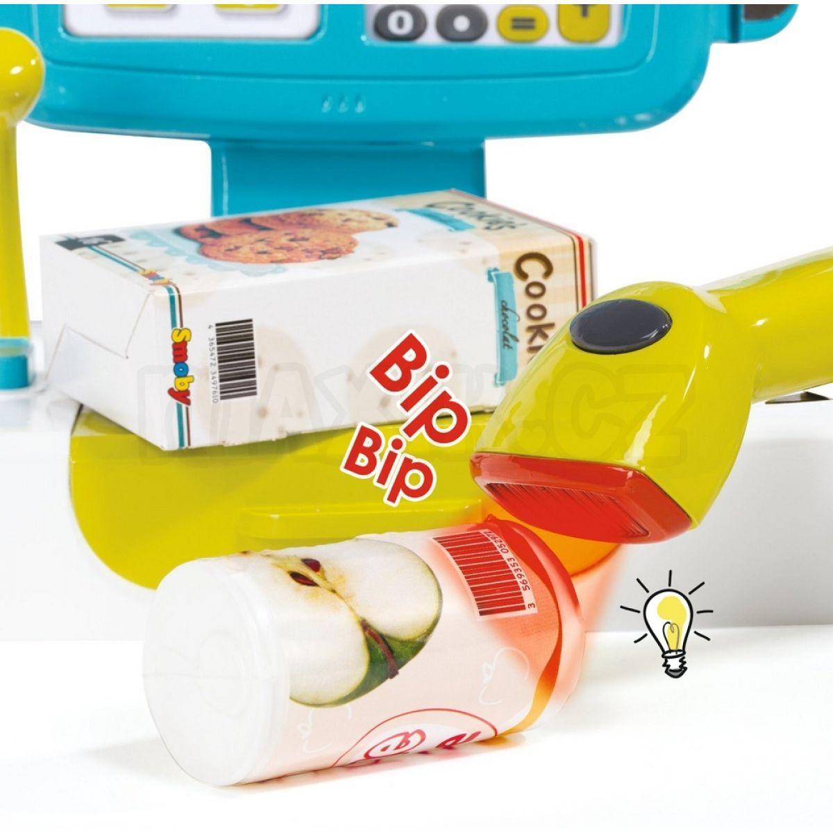 10da34161 Smoby Obchod City Shop modro-zelená | Maxíkovy hračky