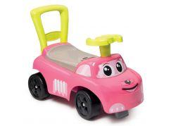 Smoby Odrážedlo Auto růžová