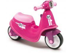 Smoby Odrážedlo Motorka s reflektorem růžové