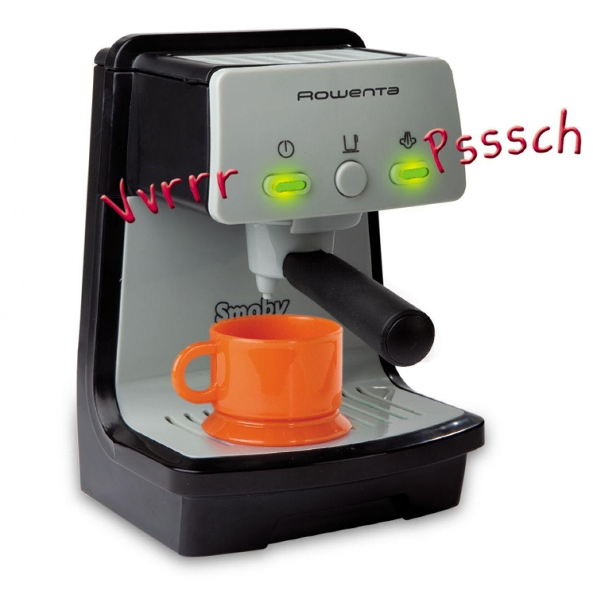 Smoby Rowenta Espresso na baterie 024538
