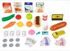 Smoby Supermarket červeno-zelený 3