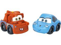 Smoby Vroom Planet Dvě autíčka Cars 2 v dárkovém balení, 2 druhy Burák a Sally