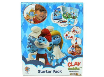 Šmoulové Starter pack