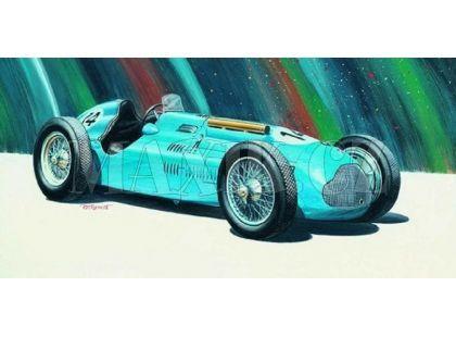 Směr Model auta 1:24 Lago Talbot Grand Prix 1949