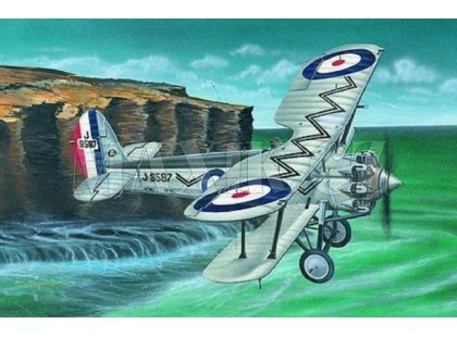 Směr Model letadla 1:48 Bristol Bulldog