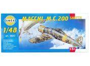 Směr Model letadla 1:48 Macchi M.C.200 Saetta