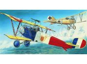 Směr Model letadla 1:48 Nieuport 11/16 Bebe