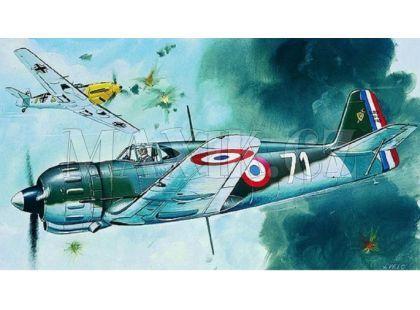 Směr Model letadla 1:72 Bloch MB 152