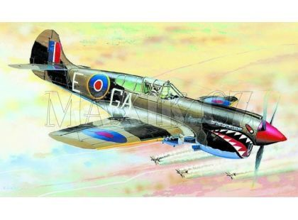 Směr Model letadla 1:72 Curtiss P-40 K