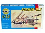 Směr Model letadla 1:72 Fokker Dr.I