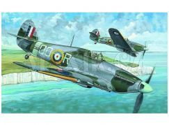 Směr Model letadla 1:72 Hawker Hurricane MK.IIc