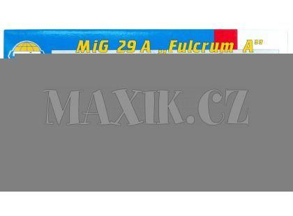 Směr Model letadla 1:72 MiG 29A Fulcrum