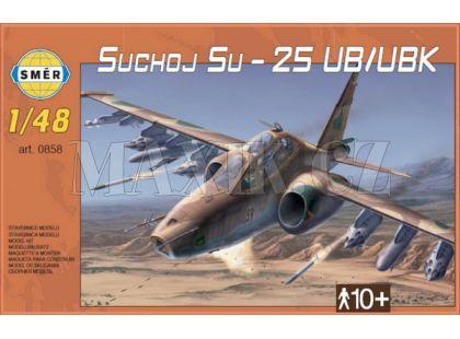 Směr Suchoj SU-25 UB/UBK