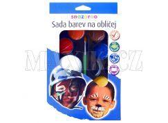 Snazaroo Obličejové barvy voják a tygr
