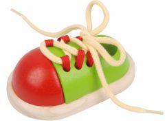 Šněrovací bota Plan Toys