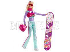 Snowboarďačka ICB Barbie T2690