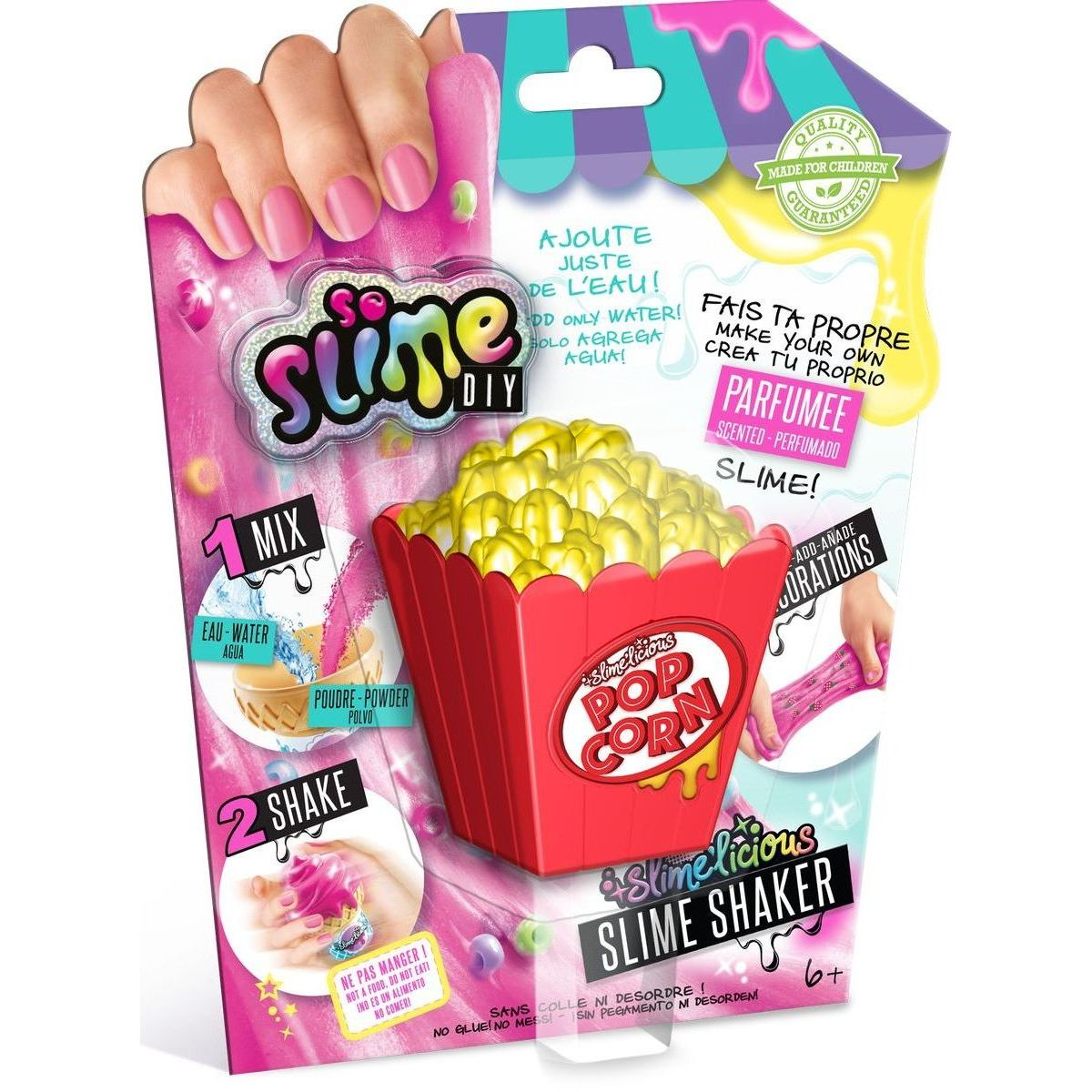 So Slime 1pack Pop Corn