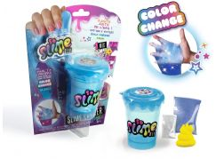 So Slime Shaker mění barvu modrý