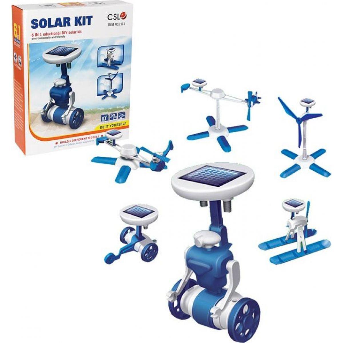 Solární set 6v1