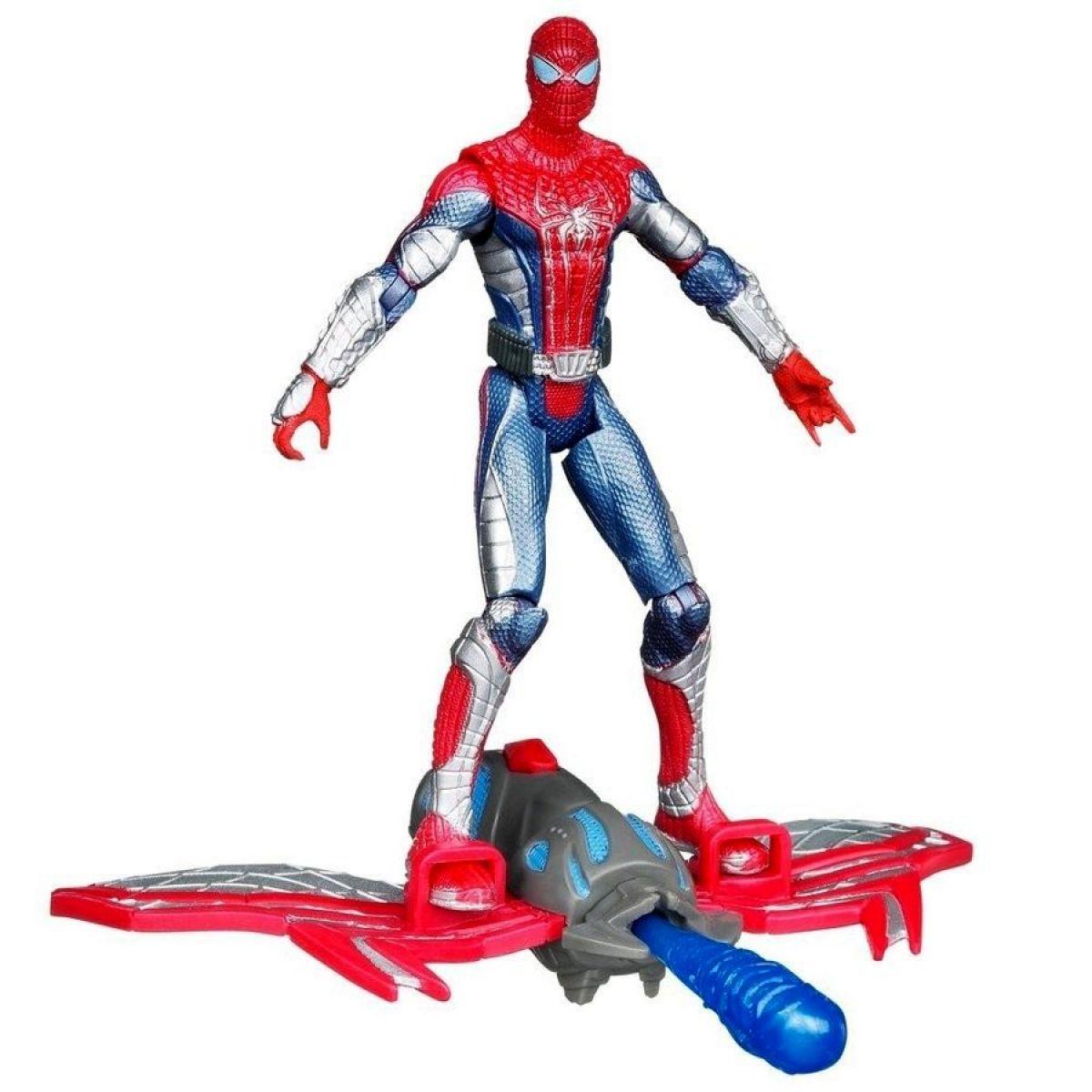 Spiderman akční figurky Hasbro - 50571 Missile Attack