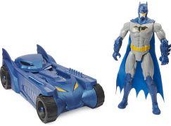 Spin Master Batman Batmobile s figurkou 30 cm