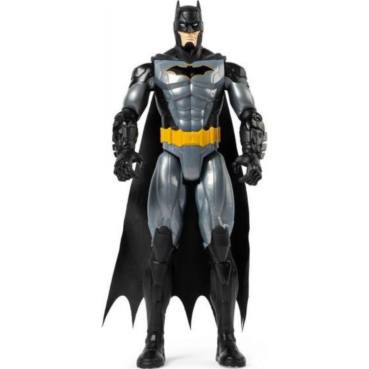 Spin Master Batman figurky hrdinů 30 cm Batman šedý
