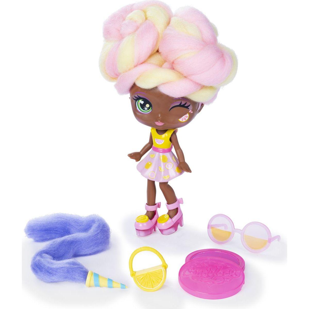 Spin Master Candylocks Cukrové panenky velké Lacey Lemonade