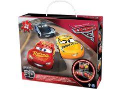 Spin Master Cars Puzzle 3D Auta 3 24 dílků