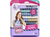 Spin Master Cool Maker náhradní nitě pro náramkovač tmavě modrá-zelená-světle modrá