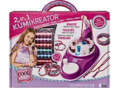Spin Master Cool Maker náramkovač růžová, fialová, červená