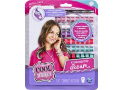 Spin Master Cool Maker náhradní nitě pro náramkovač růžová-bílá-fialová