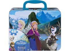 Spin Master Disney Puzzle Frozen 3D v kufříku