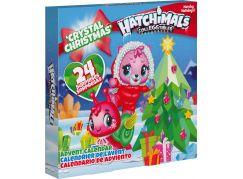 Spin Master Hatchimals adventní kalendář Crystal Christmas
