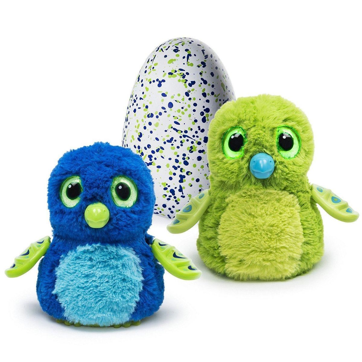 Spin Master Hatchimals draggles zelené