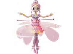 Spin Master Hatchimals létající panenka pixie růžová