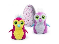 Spin Master Hatchimals pengualas růžové