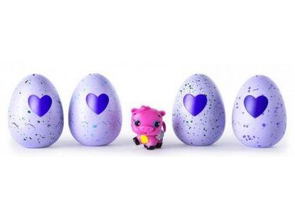 Spin Master Hatchimals sběratelská zvířátka ve vajíčku čtyřbalení s bonusem S1