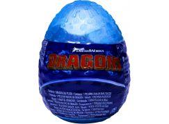Spin Master Jak vycvičit draka Draci plyšáci ve vajíčkách tmavě modré