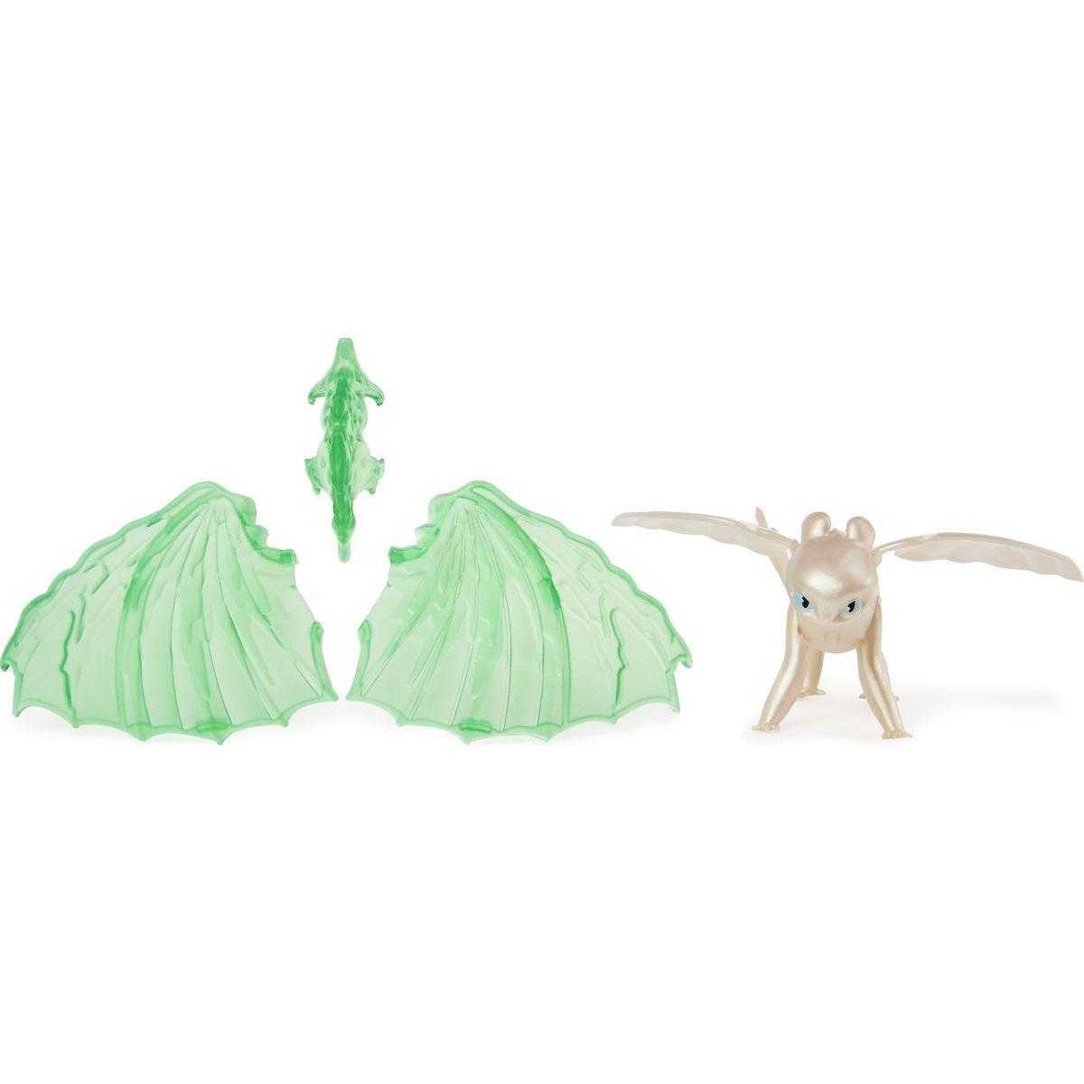 Spin Master Jak vycvičit Draka Základní figurky  Lightfury