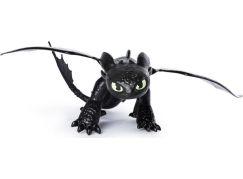 Spin Master Jak vycvičit Draka Základní figurky  Toothless černá - Poškozený obal