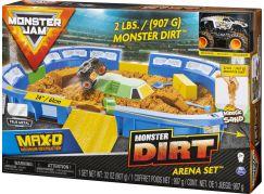 Spin Master Monster Jam Písková Arena pro auta
